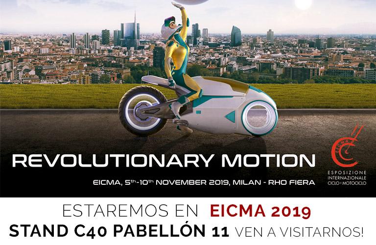 Revolutionary ElCMA 2019